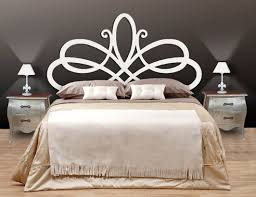 chambre fer forgé tête de lit en fer forgé modèle décoration beltran votre