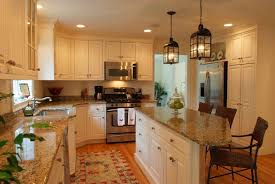 Resurfacing Kitchen Countertops Kitchen Traditional Kitchen Interior Design Decorated With