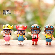 creative arale home garden decoration lawn ornaments