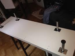 cheap ikea desk adjustable l shaped desk ikea designs desk design