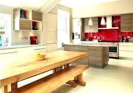 cuisine meuble bois cuisine en bois naturel deco bois brut caisson cuisine bois meuble
