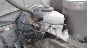 lexus sc300 brake fluid how a brake booster and master cylinder work clublexus lexus