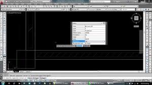 Floor Plan Simple Drawing Floor Plan Simple By Autocad 2013 Part 1 Youtube