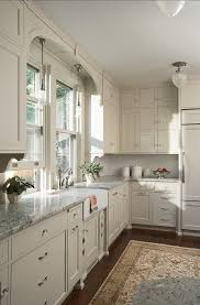 kitchen amazing cream kitchen cabinets with granite countertops