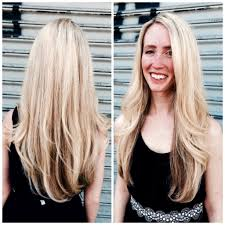 long blonde hair with layers long layered blonde hairstyles black