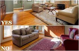 Can You Shoo An Area Rug How To Choose An Area Rug Home Decorating Tips