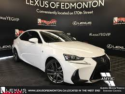 lexus is300 2013 new lexus sales in edmonton ab buy or lease a new lexus