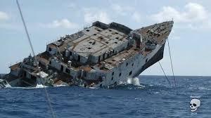 abandoned ships life ghost ships youtube