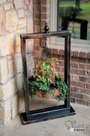 best 25 hanging basket stand ideas on pinterest landscaping