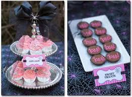 Halloween Baby Shower Cupcakes by Pink O Ween Party Benefiting The Susan G Komen Foundation