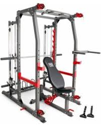 Workout Weight Bench Bargains On Marcy Pro Smith Machine Weight Bench Home Gym Total