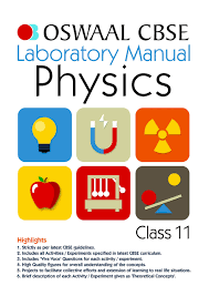 oswaal cbse laboratory manual for class 11 physics amazon in