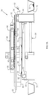 lexus rx300 exhaust system diagram patent us8261643 pallet dismantler google patents