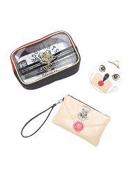 alumni wallet harry potter hogwarts alumni cosmetic bag set hot topic