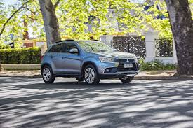mitsubishi crossover models fresh faced mitsubishi asx checks in goauto
