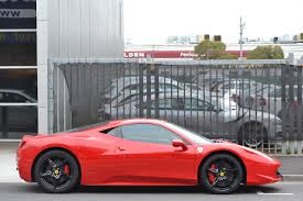 Ferrari 458 Red - tunning4life all about cars ferrari 458 italia black on red