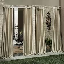 Outdoor Patio Curtain Outdoor Patio Curtains Sale Custom Outdoor Drapes In Sunbrella