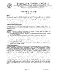 Sample Mental Health Counselor Resume Respiratory Therapist Resume Examples