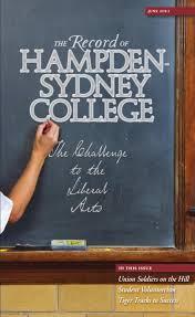 record of hampden sydney september 2011 by hampden sydney college