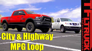 nissan titan vs dodge ram mpg archives the fast lane truck