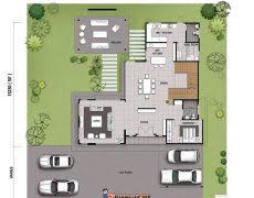 single story ranch house floor plans homeca