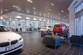 audi dealership interior bmw of silver spring penney design group