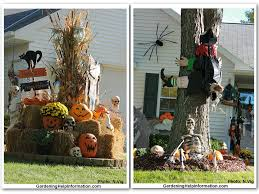 Outdoor Halloween Decor by Awesome Outdoor Halloween Decorating Ideas Sit A Spell Show