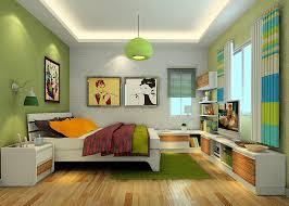 Minimalist Interior Design Green Minimalist Interior Design Of Bedroom Download 3d House