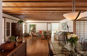 living room decorating a beach house with recessed lighting and