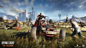 dying light dlc ps4 dying light gets a major update today adds content drop 4 and 5
