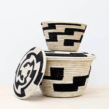 chagne baskets woven baskets made in a fair trade environment the citizenry