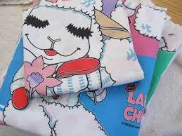Lamb Chop Halloween Costumes Sale Vintage Lamb Chop Twin Sheet Shari Lewis