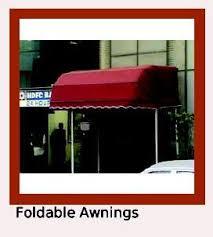 Foldable Awning Foldable Awning In Kalkaji New Delhi Kent International
