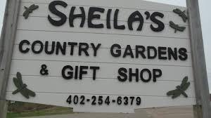 sheila u0027s country gardens reviews garden center home decor