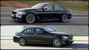 bmw vs mercedes bmw m550i vs mercedes amg e43 which one is the fastest