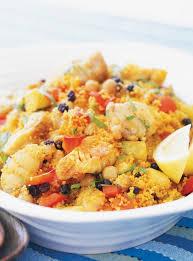 cuisiner un couscous couscous tunisien au poisson ricardo