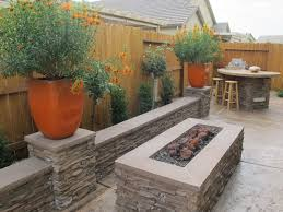 Rectangle Fire Pit - fire elements rivercity landscaping