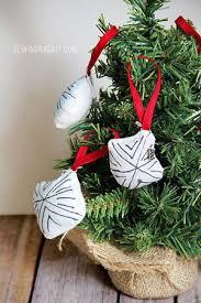 christmas ribbon ornament tutorial allfreesewing com