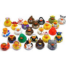 express abc s rubber duckies set of 26 toys