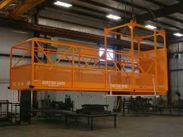 cantilever cages lakeshore industrial