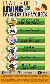 how to stop living paycheck to paycheck money poor rich tax