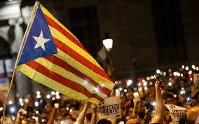 Estelada Flag Spain Takes Control Of U0027independent U0027 Catalonia U2014 World U2014 The