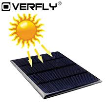 diy solar diy solar panel small cell charger 12v 1 5w 115x85mm solar panel