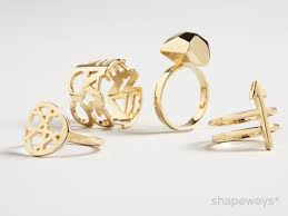3d printed gold jewellery 3ders org time to 3d print gold 3d printer news 3d printing