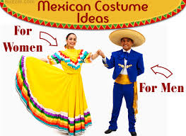 costume ideas creative ideas for a colorful and vibrant mexican costume