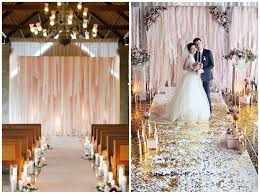wedding altars wedding inspiration altars the barn at oaks ranch