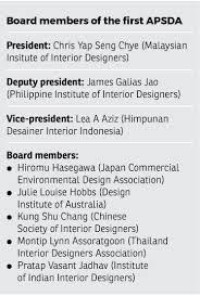 Interior Designers Institute Apsda Aims To Grow Into A Strong Regional Body For Interior Designers