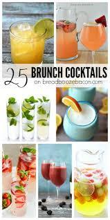 best 25 brunch drinks ideas on pinterest mimosas recipe
