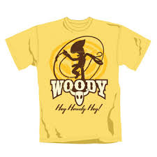 story tshirt woody hey howdy and other cool story