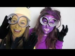 purple minion costume diy minions costume yellow purple